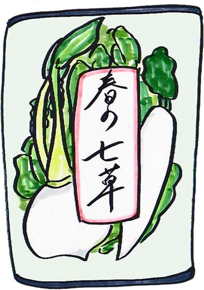 七草セット