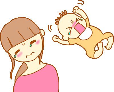 育児疲れの兆候
