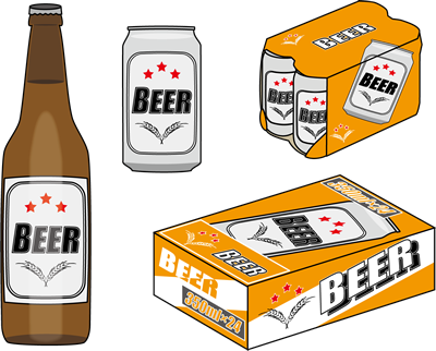 賞味期限の切れたビール