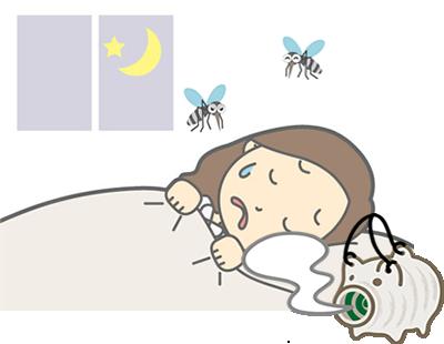 蚊取り線香 害